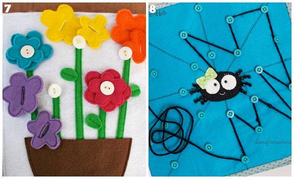 Montessori: silent books per bambin