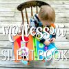 Montessori quiet book