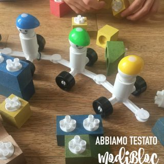 Giochi di legno (made in Italy): abbiamo testato Modi Bloc
