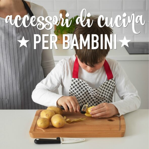 Montessori accessori di cucina per bambini per la vita - Accessori per cucina ikea ...