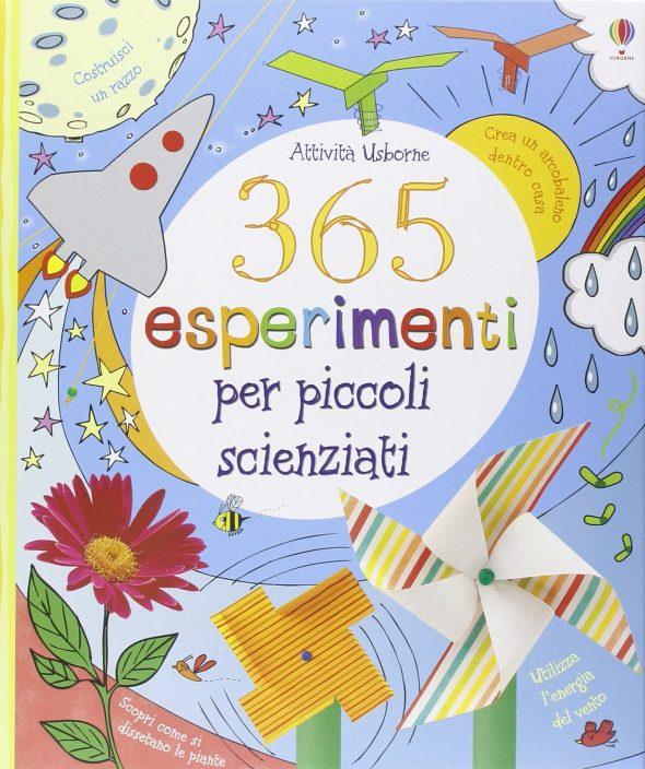 abbastanza 5 libri di esperimenti per bambini - BabyGreen XF11