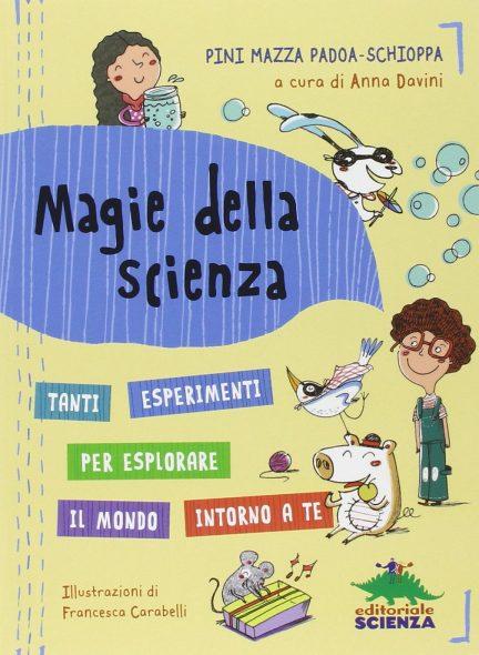 5 libri di esperimenti per bambini