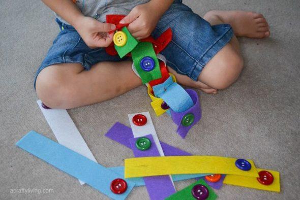 Giochi Montessori fai da te (3-5 anni)