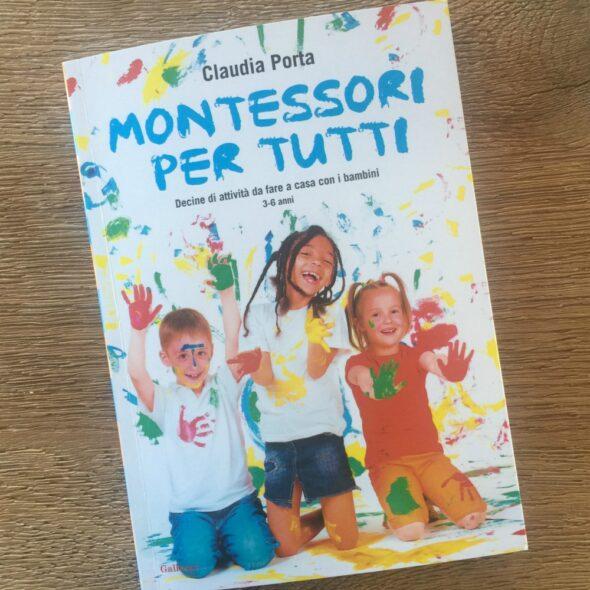 Montessori per tutti il libro - Porta libri montessori ...