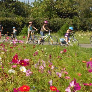 Organizzare una vacanza in bici con i bambini: come, dove, a che età