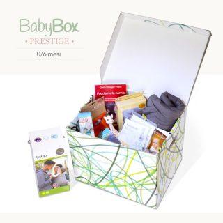 Cosa regalare alla futura e neo mamma: le box (ecologiche) di Tabata