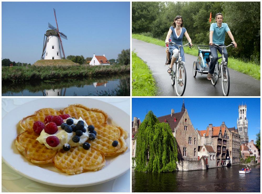 Viaggi (in bici) con i bambini: 10 itinerari indimenticabili belgio bici bambini