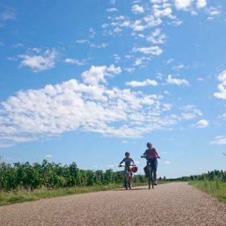 Vacanze in bici con i bambini: i castelli della Loira