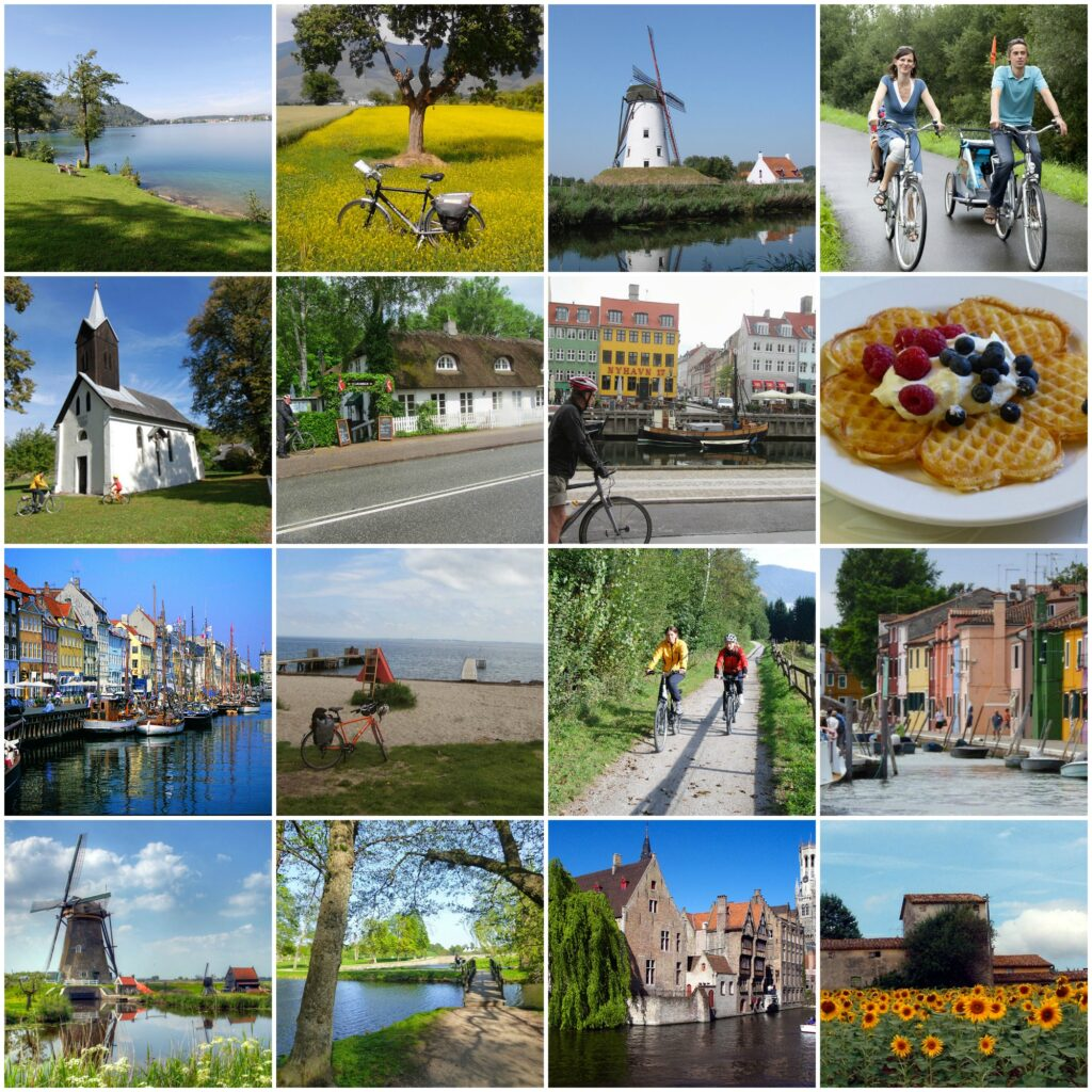 viaggi bici bambini