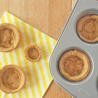 Cookie Cups (da fare con i bambini)