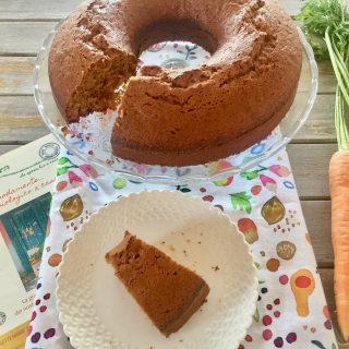 Torta di carote (facile & senza burro)