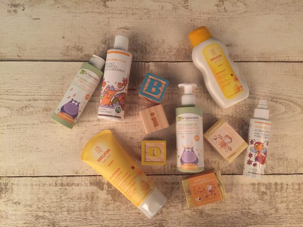 prodotti ecobio neonati bambini