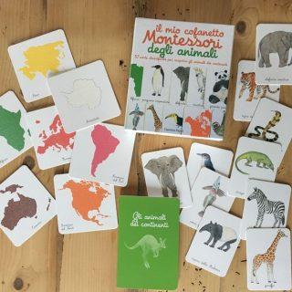 Giochi Montessori (e non solo) su Atomic Baby