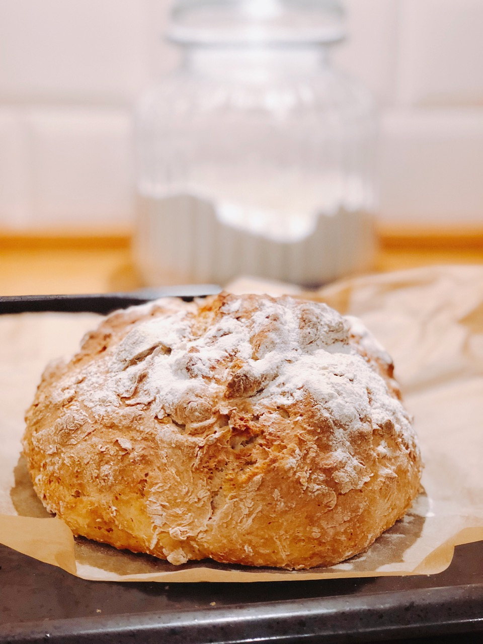 ricetta soda bread irlandese