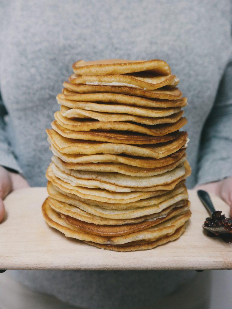 pancakes-ricetta-facile