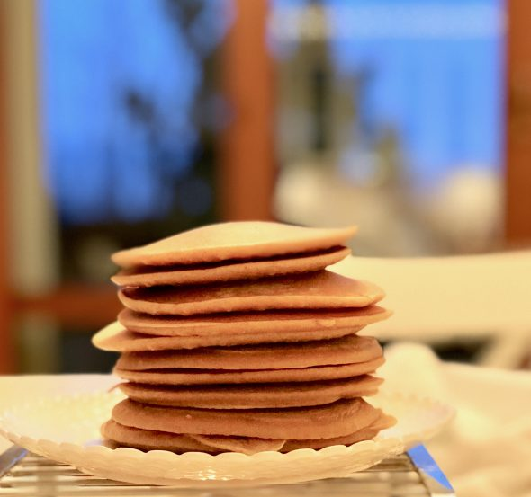 ricetta-veloce-pancake