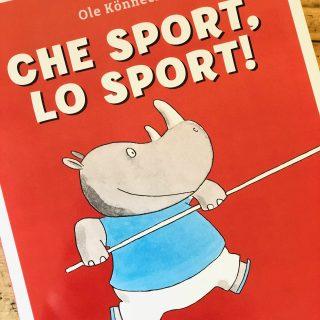 Come scegliere lo sport giusto per i bambini? Con un libro umoristico
