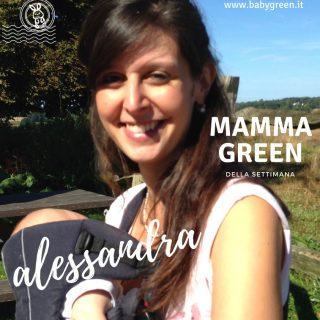 Alessandra: mamma green della settimana