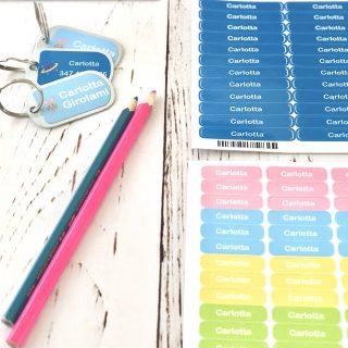 Back to school: come tenere in ordine il materiale scolastico (e risparmiare)