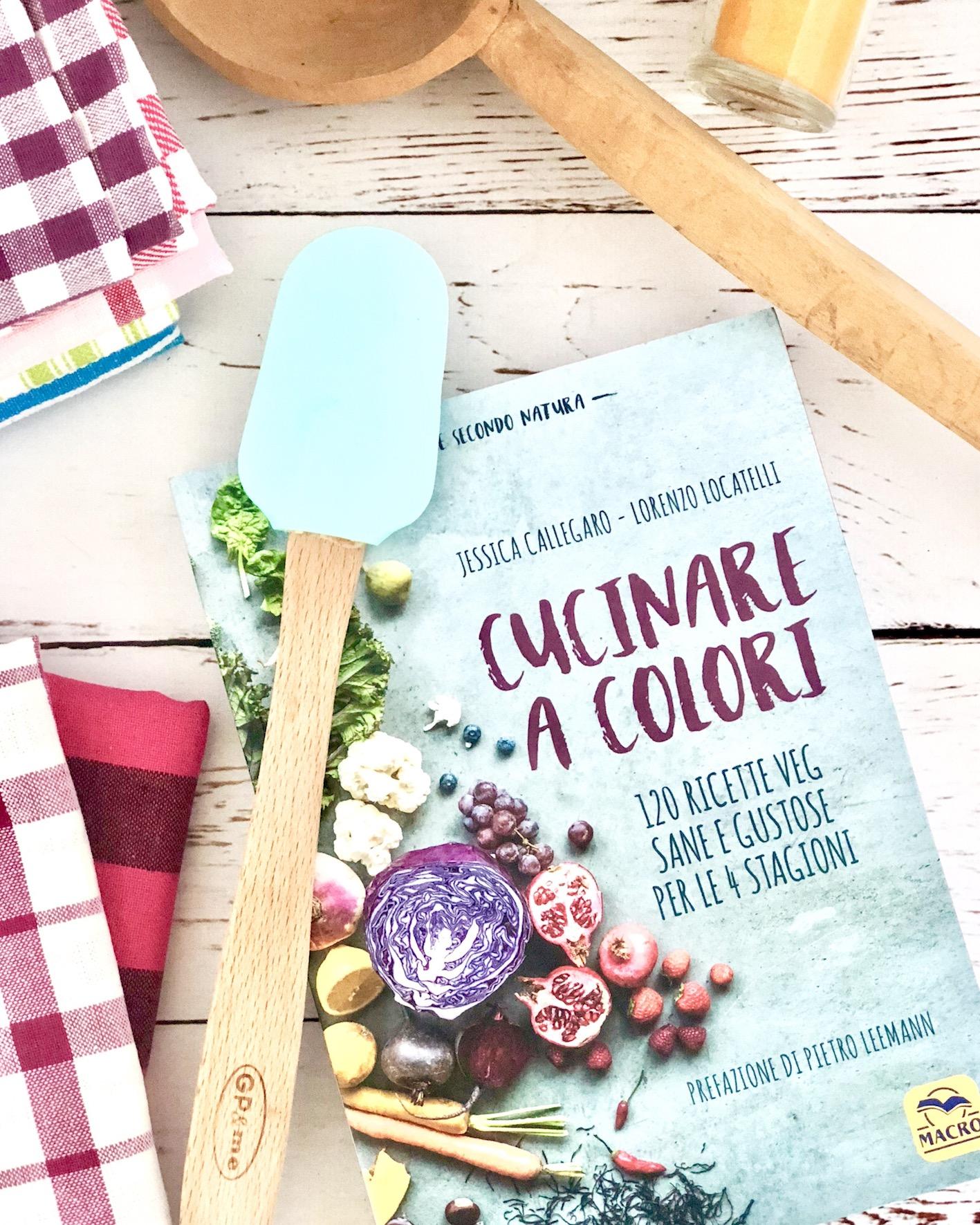 Cucinare a colori 120 ricette della felicit babygreen for Cucinare 2018