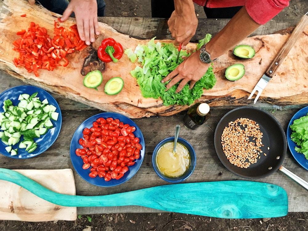 Cucinare sano quando si ha poco tempo: 3 soluzioni - BabyGreen