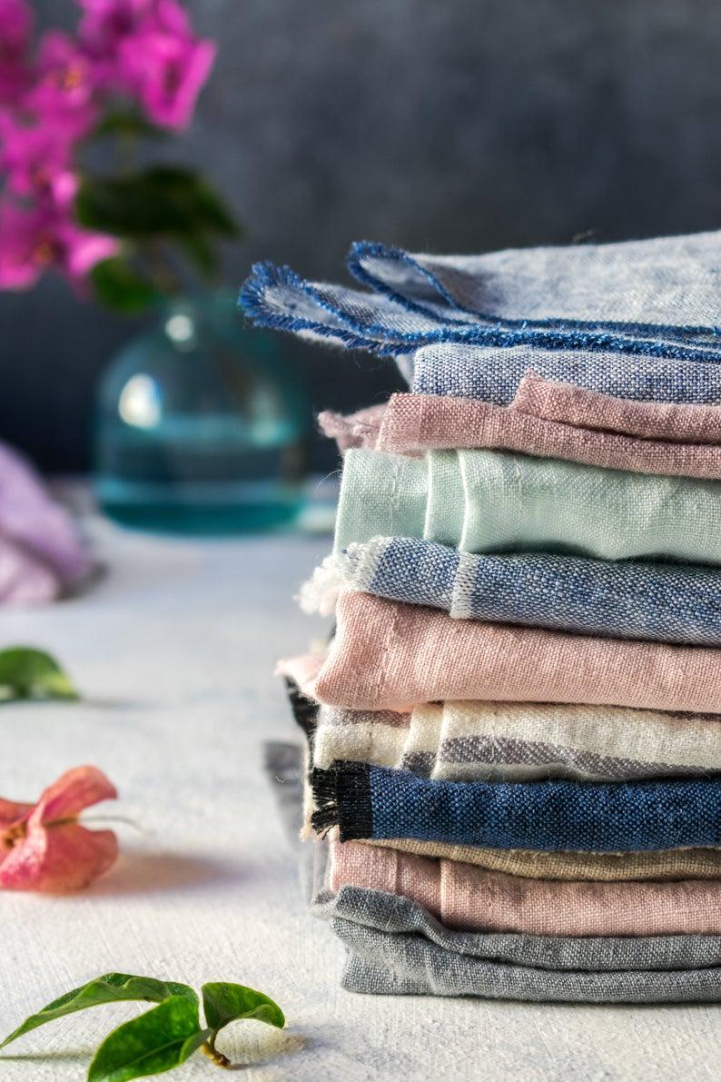 Come Lavare Il Lino tovaglioli di stoffa: dove trovarli e come lavarli - babygreen