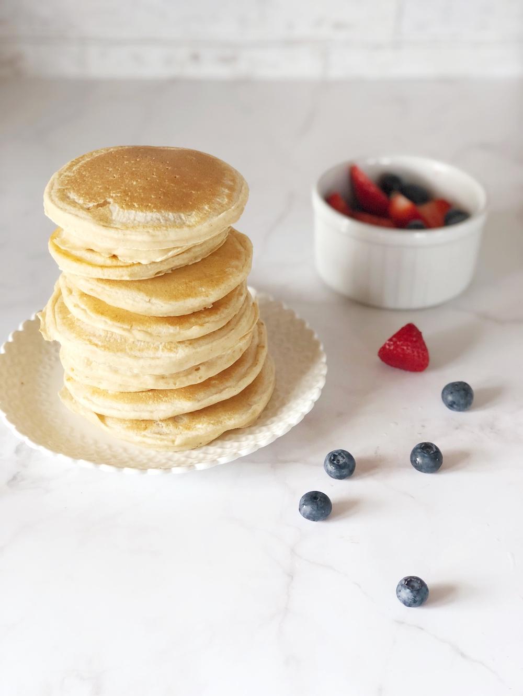 pancakes-ricetta-facile-senza-burro