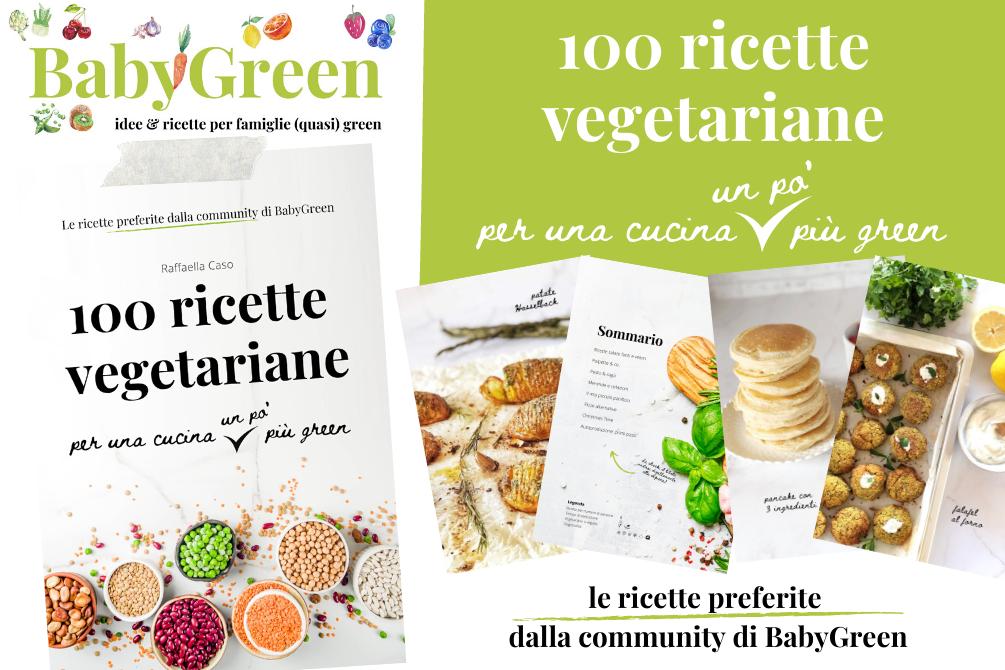 100 ricette vegetariane facili e veloci