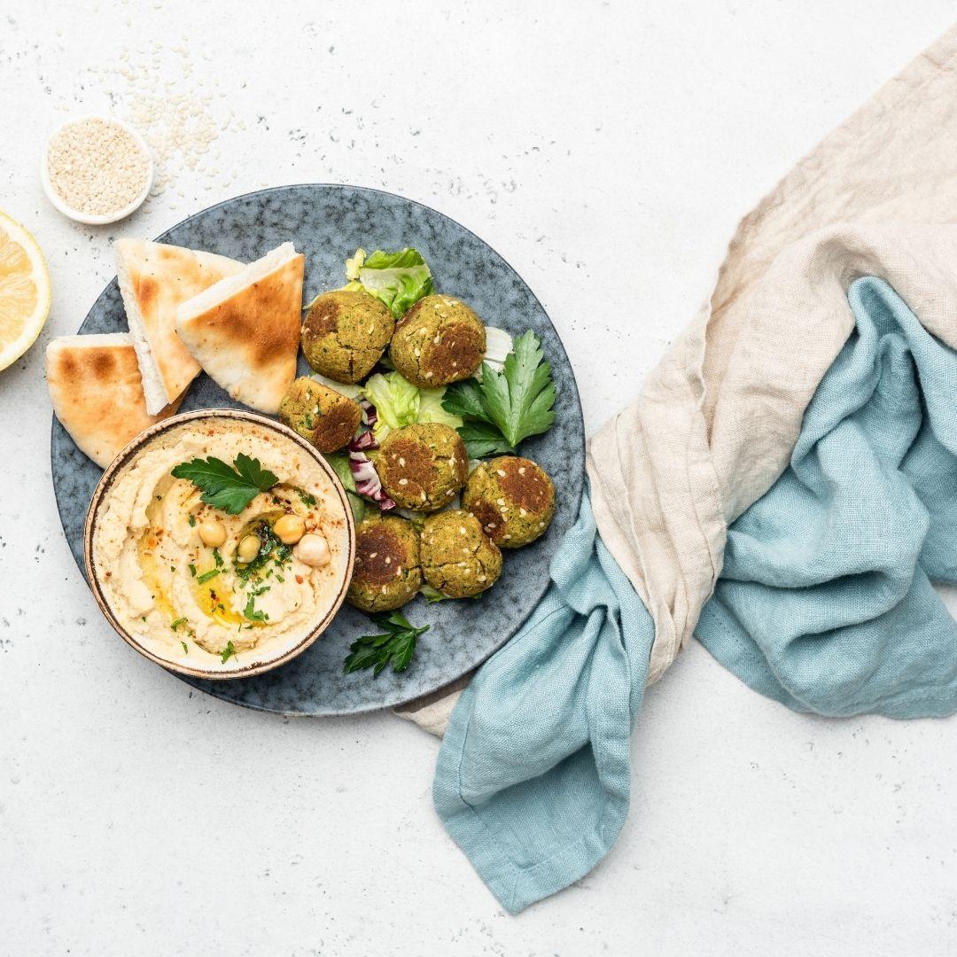 falafel-al-forno