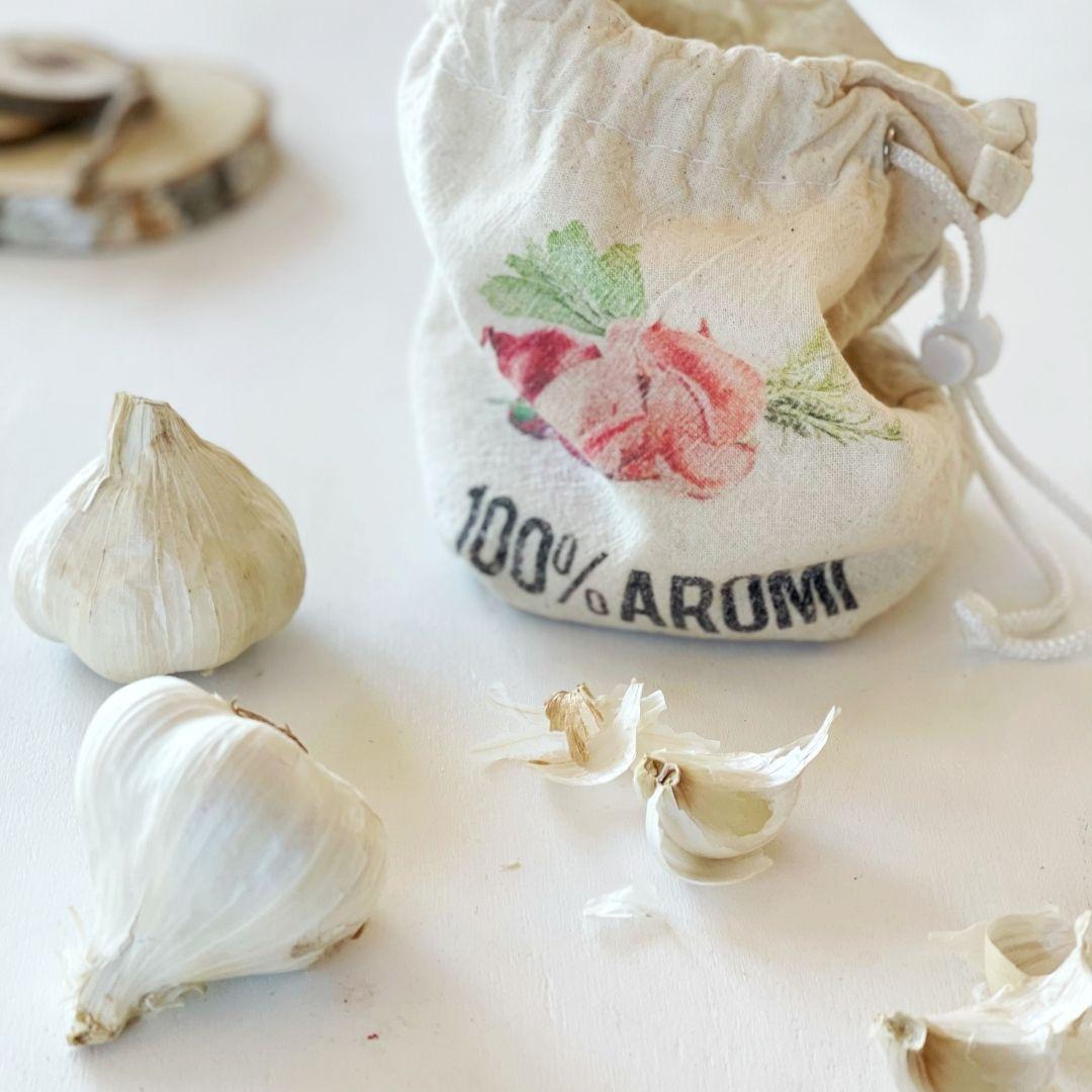 come conservare aglio