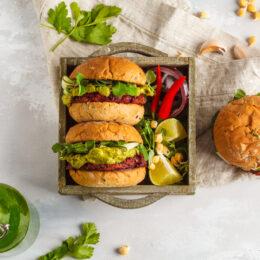 10 ricette di panini vegetariani e vegani