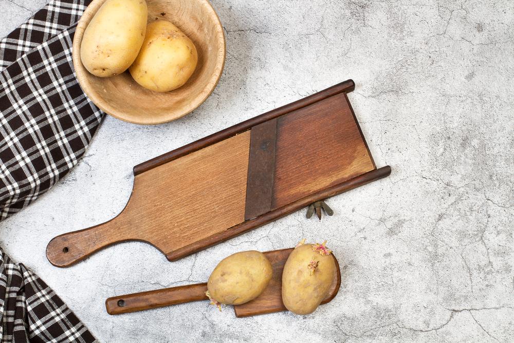 cucinare patate velocemente